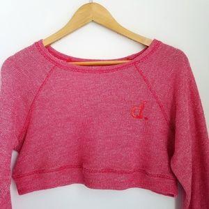 🆕️Diamond Supply Cropped Sweatshirt Top